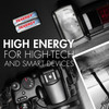 Combo: 8pcs Tenergy Premium NiMH Rechargeable Batteries (4AA/4AAA)