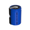 Tenergy 4/5 SubC 1300mAh NiCd Flat Top Rechargeable Battery