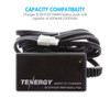 Tenergy Smart Charger for 8.4V-9.6V NiMH Airsoft & RC Battery Packs w/ Mini Tamiya Connector + Standard Tamiya Adapter
