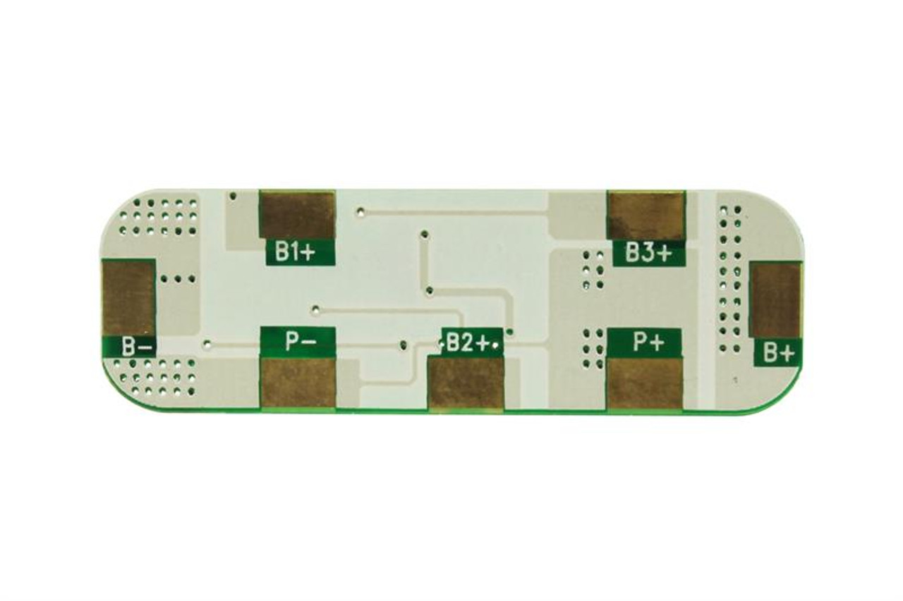 Protection Circuit Module (PCB) for 14.8V Li-ion Battery Packs 5A Working (6.5A cut-off)