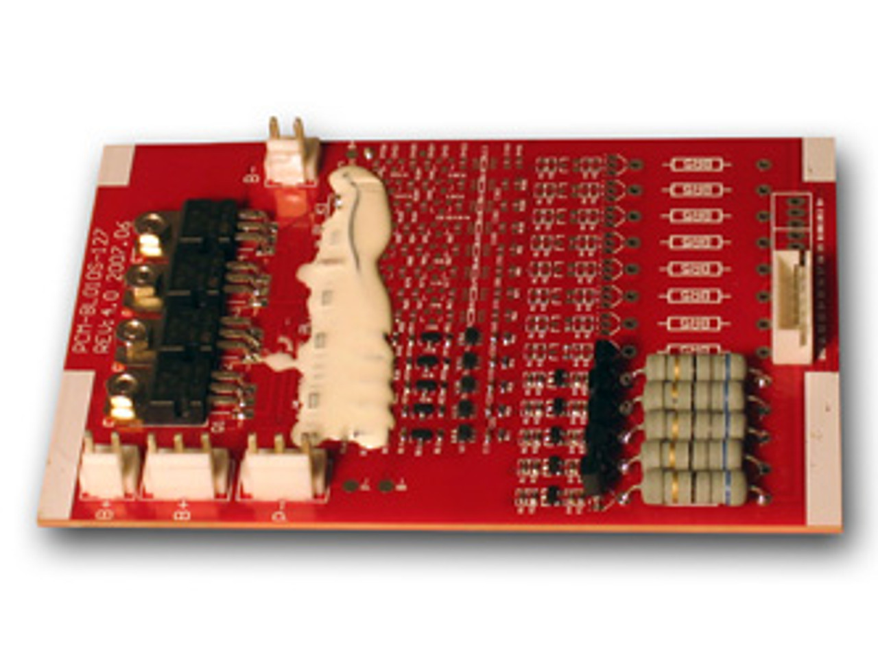 Protection Circuit Module [PCB] for 18.5V (5S) Li-ion Battery Pack (Cutoff 15A)