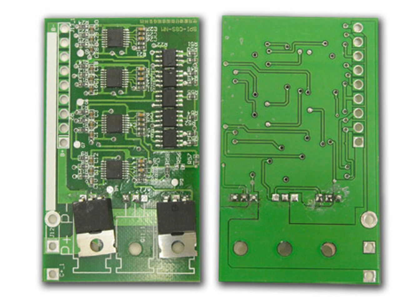 Protection Circuit Module [PCB] for 29.6V (8S) Li-ion Battery Pack (Working 8A, Cutoff 12A)