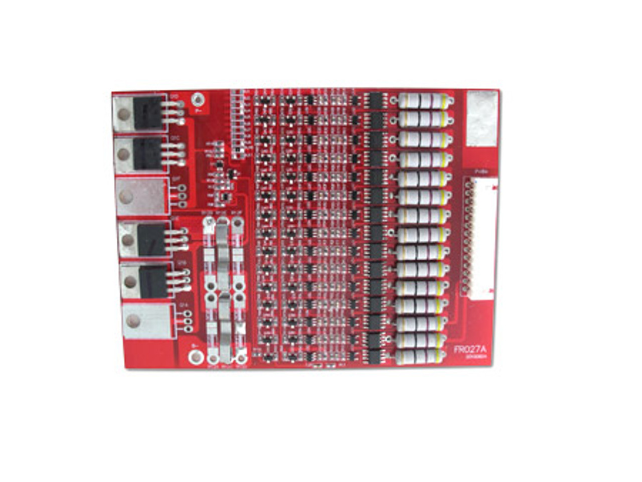 Protection Circuit Module [PCB] for 48V(15S) LiFePO4 Battery Pack (Working: 10A)