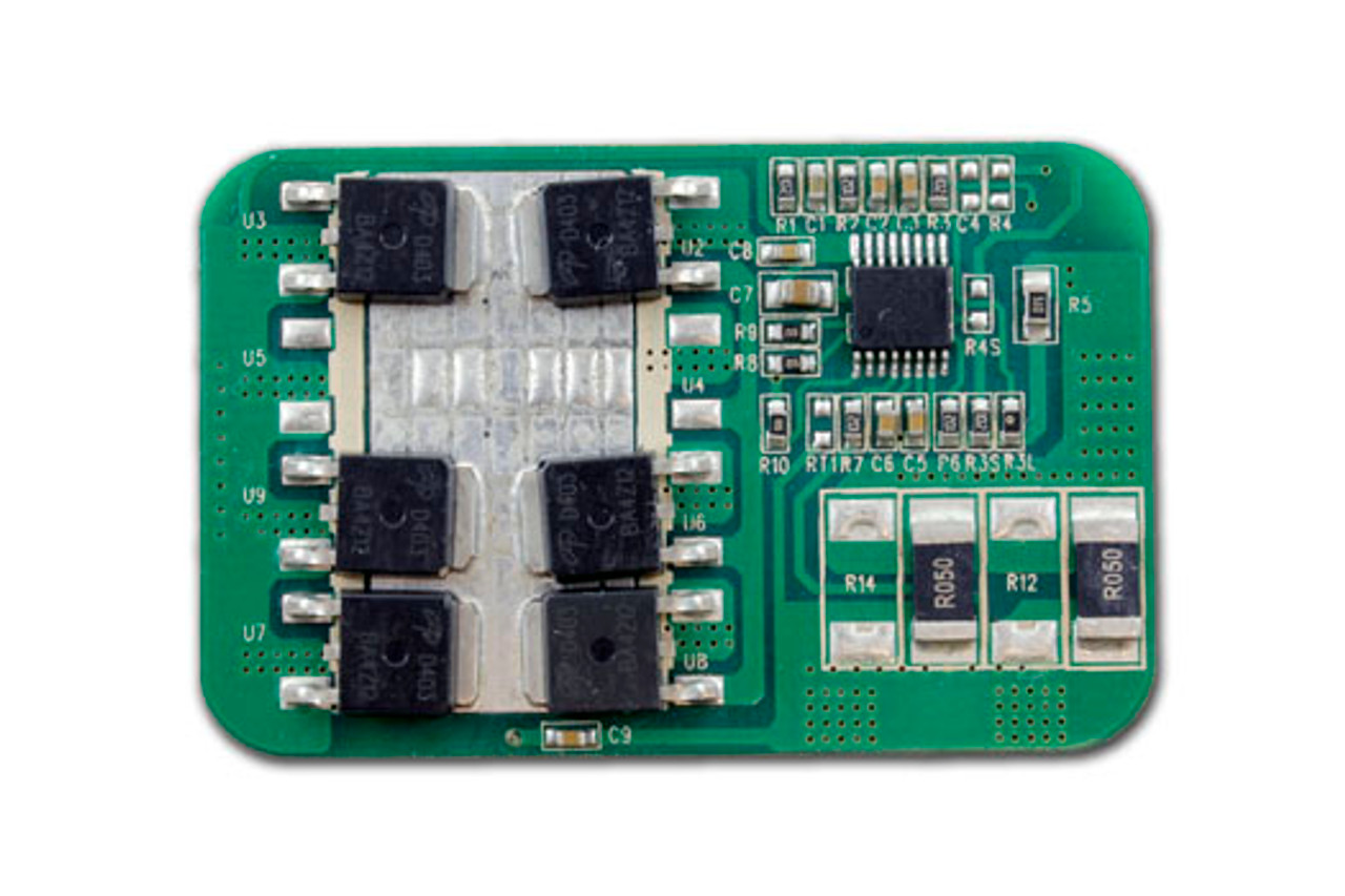 Protection Circuit Module [PCB] For 9.6V(3S) LiFePO4 Battery Pack