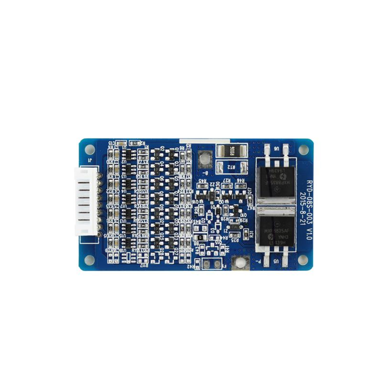 Protection Circuit Modules [PCB] for 25.9V (7S) Li-ion Battery Pack (Working 7A, Cutoff 13A)