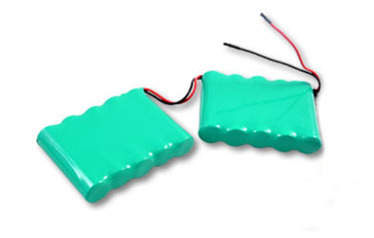 AT: Tenergy 12V 3800mAh NiMH Rechargeable Battery Pack (10S1P, 45.6Wh, Flat Config)
