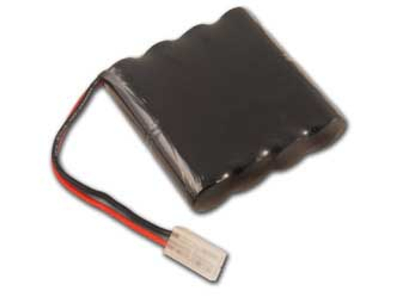 AT: Tenergy 9.6V 4200mAh NiMH Rechargeable Battery Pack (8S1P, 40.3Wh, 30A Rate, Tamiya Connector)