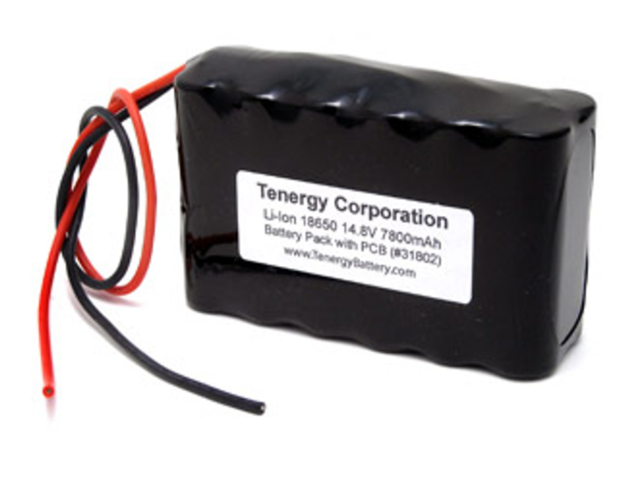 AT: Tenergy Li-ion 14.8V 7800mAh Rechargeable Battery Pack(4S3P, 115.44Wh, 5A Rate) **DGR-A