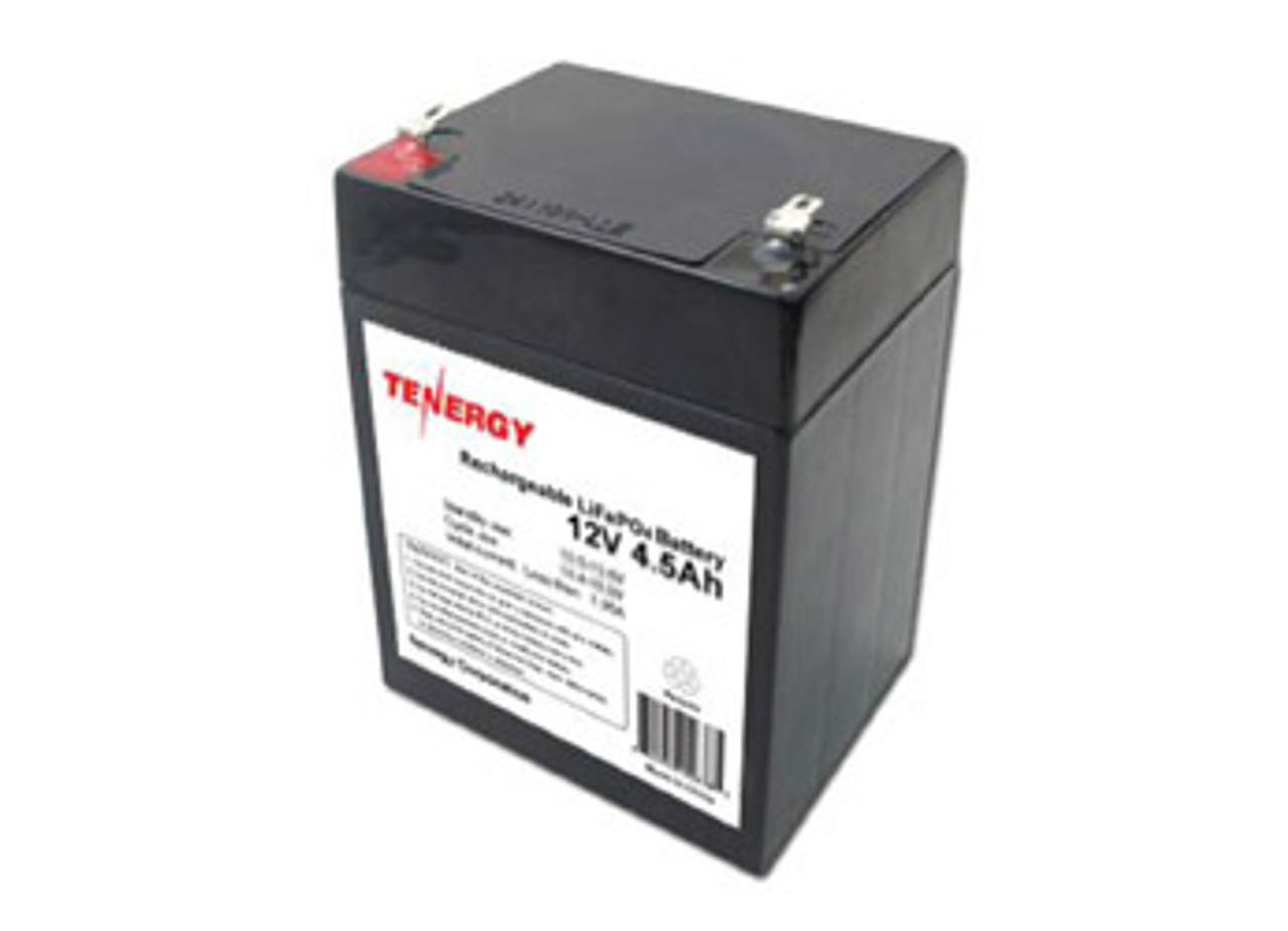 Tenergy 12.8V 4.5Ah LiFePO4 Rechargeable Battery