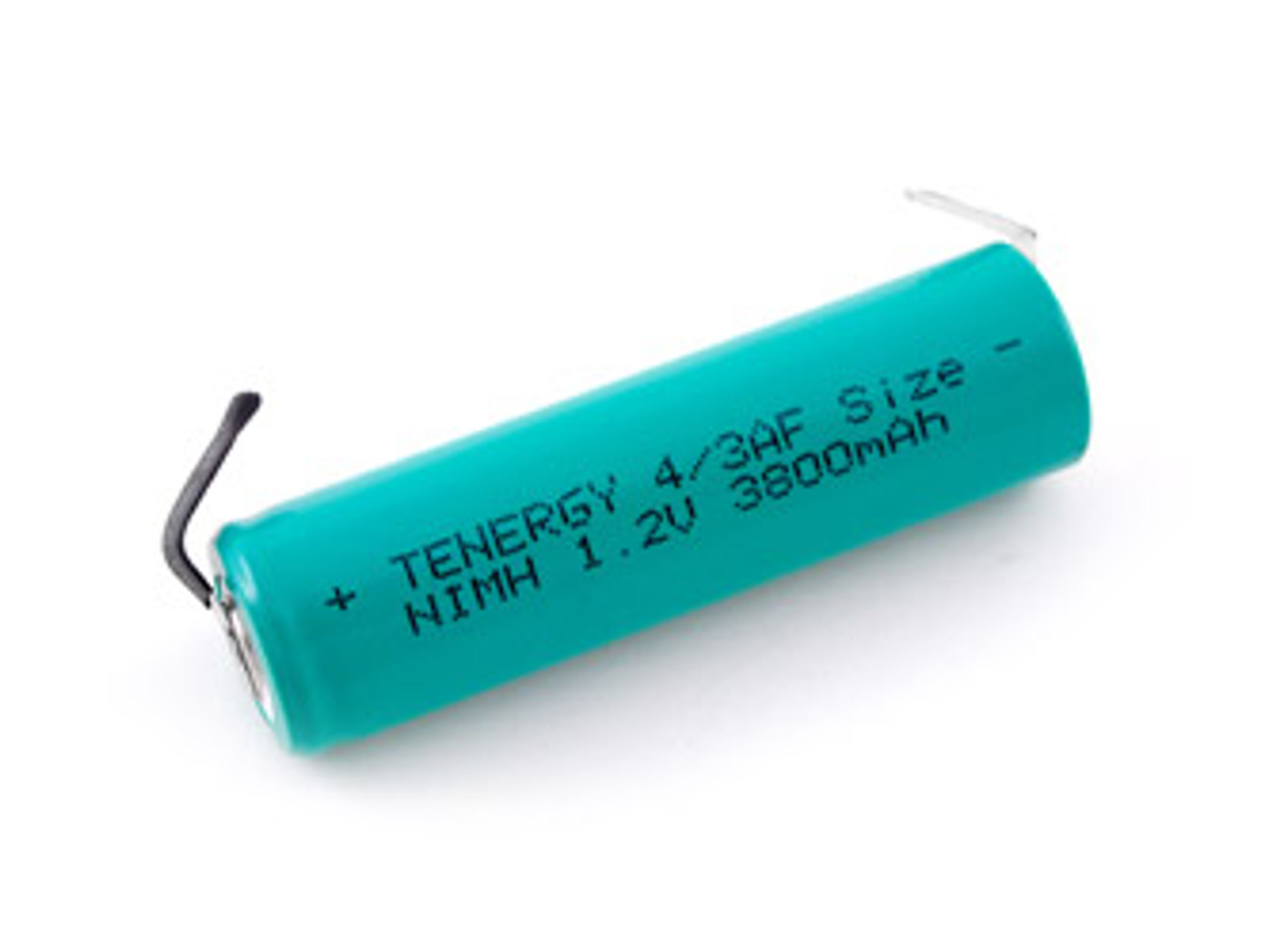 Tenergy 4/3 AF Size 3800mAh NiMH Rechargeable Battery