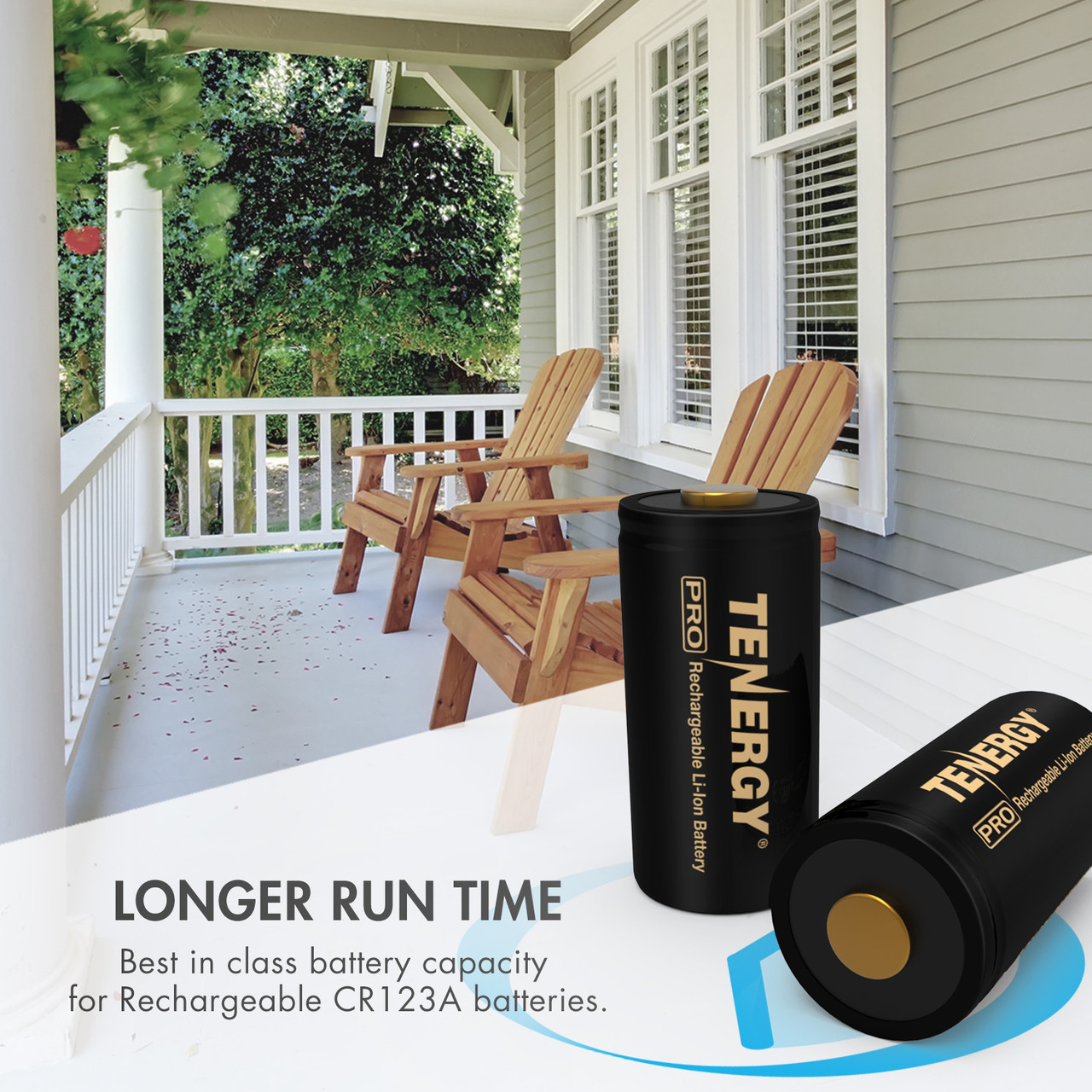 Premium High Capacity Rechargeable Batteries (24-Pack) Arlo Certified Li-ion 3.7V 750mAh
