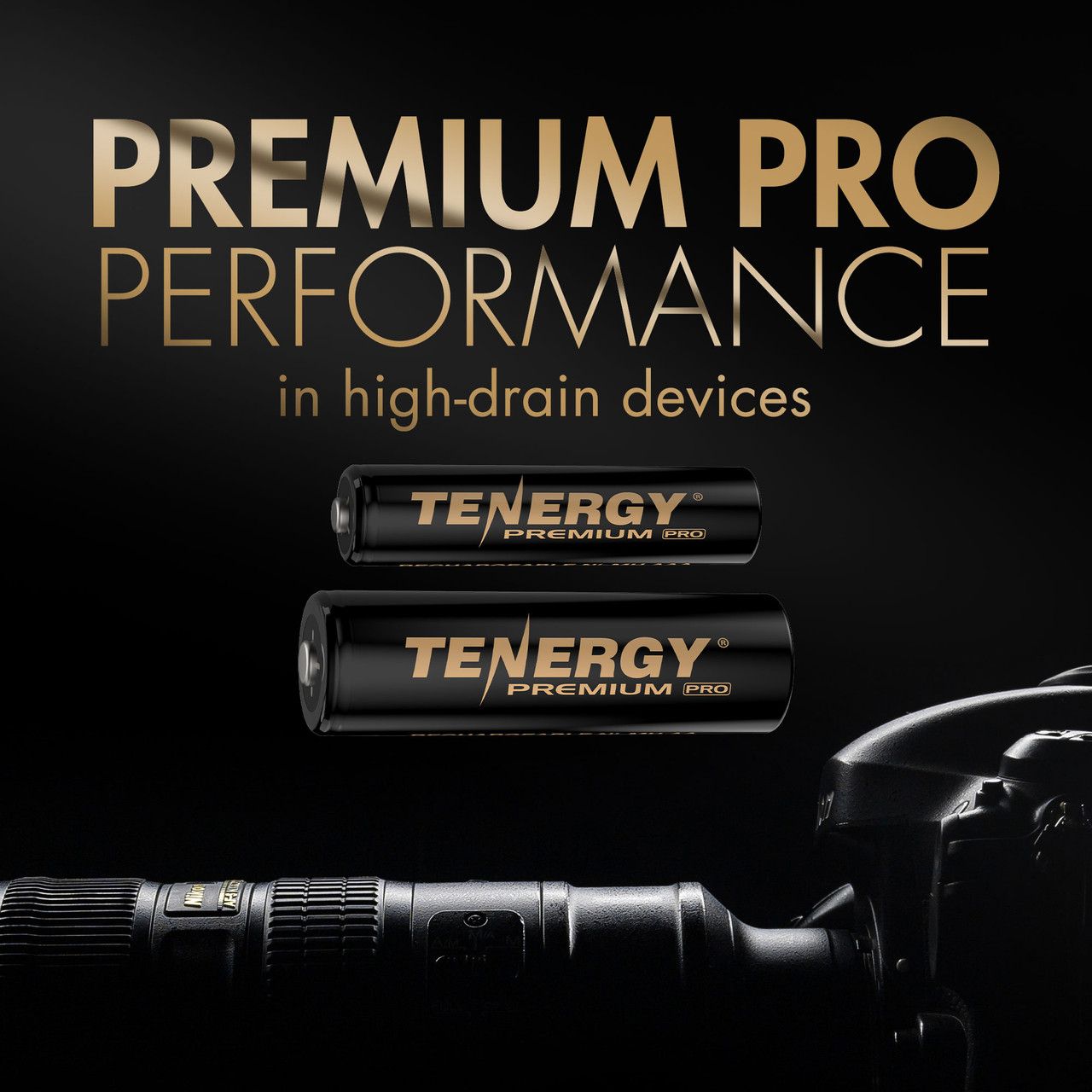 Tenergy Premium PRO Rechargeable AA and AAA Batteries Combo, High Capacity Low Self-Discharge 2800mah AA and 1100mAh NiMH AAA Battery, 8 Pack, 4 AA and 4 AAA