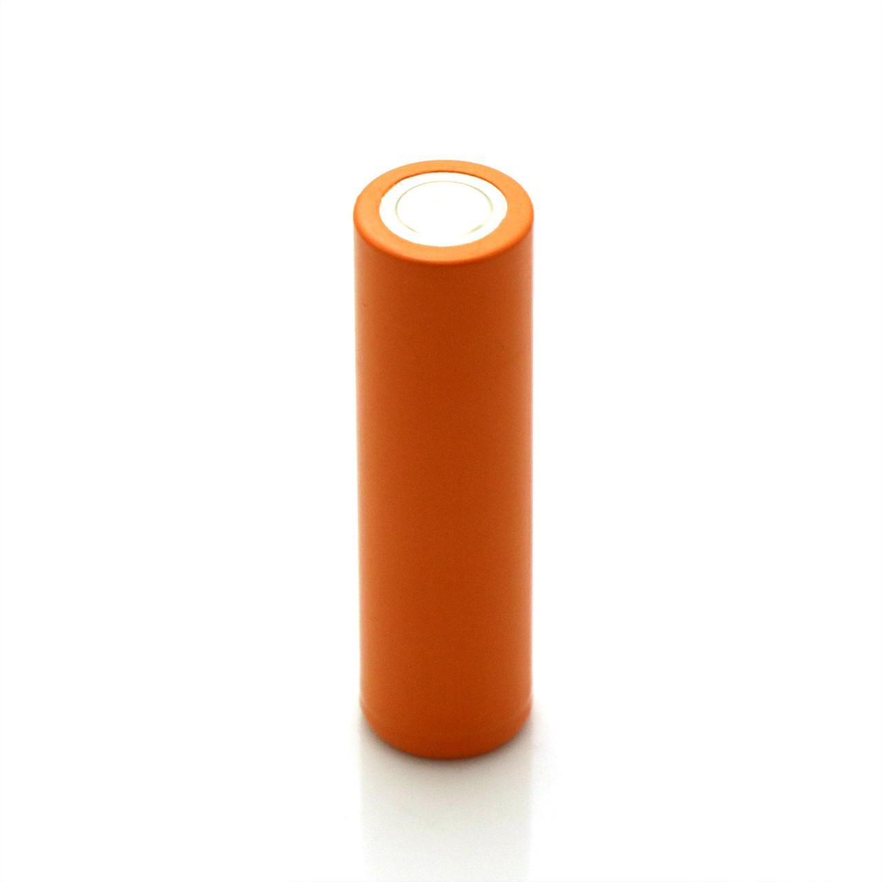 Tenergy 3.2V 1450mah LiFePO4 18650 (LR18650EC) Rechargeable Battery, Flat Top
