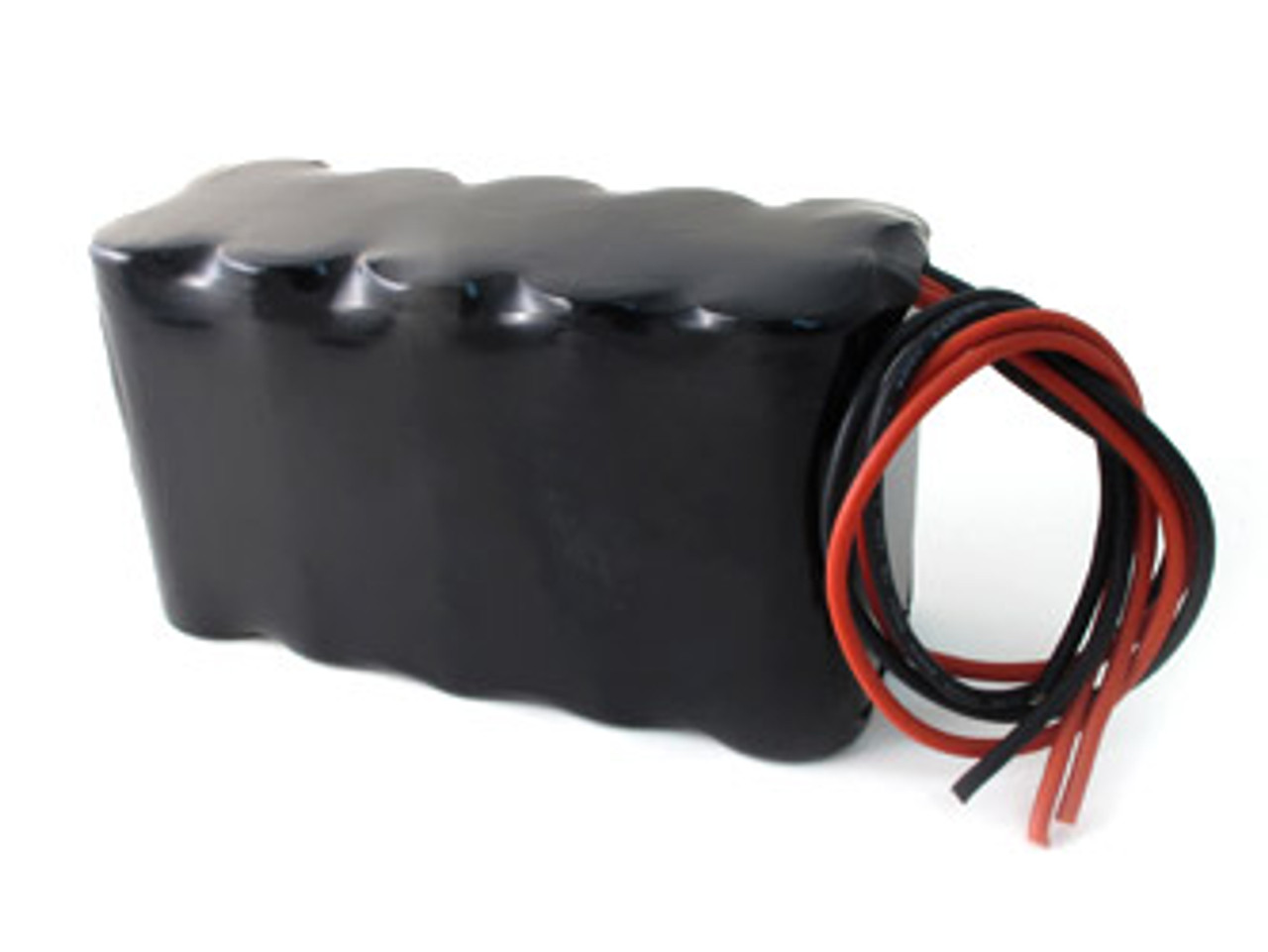 AT: Tenergy 12V 13000mAh NiMH Rechargeable Battery Pack (10S1P, 156.0Wh, 13A Rate, w/ 2 Sets Bare Leads)