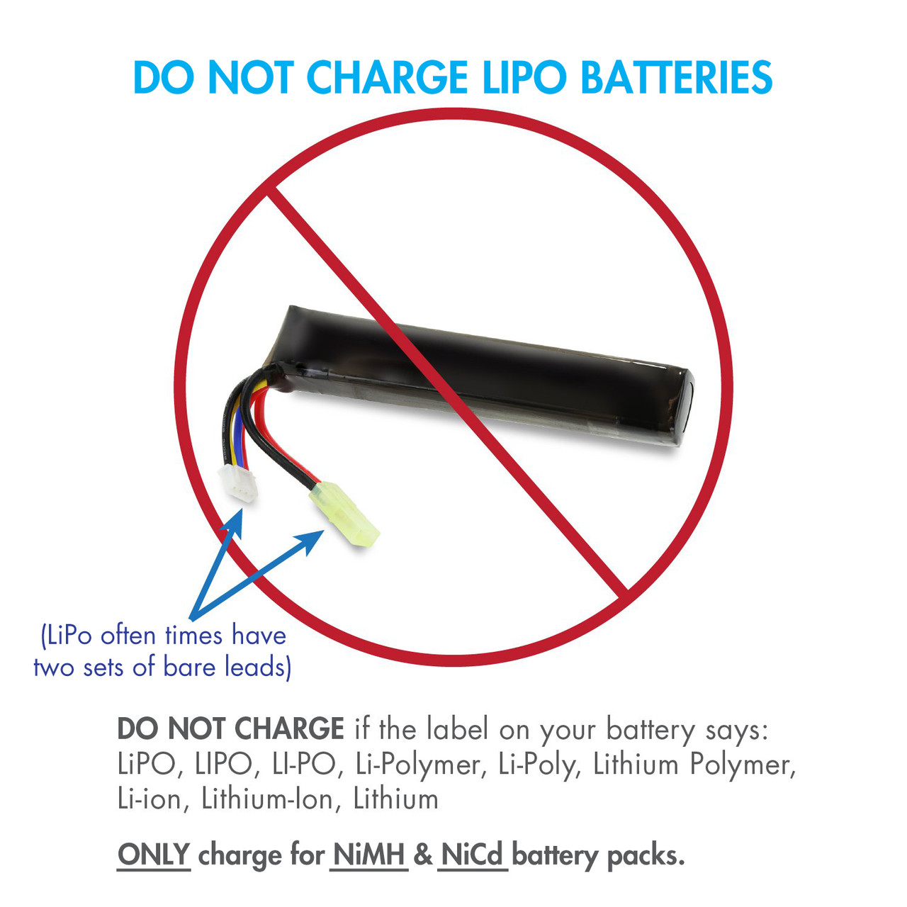 Combo: Tenergy NiMH 8.4V 3800mAh Battery Pack with Tamiya, 2-pack + Charger (#01025)