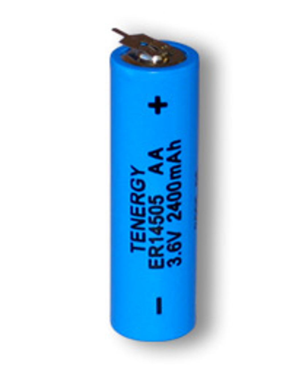 Primary Lithium Thionyl chloride Battery AA Size 3.6V 2400 mAh (ER14505) (non Rechargeable)