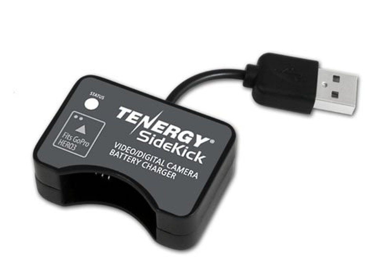 Tenergy 13,000mAh Mobile External Charger / Power Bank + Bonus Accessories