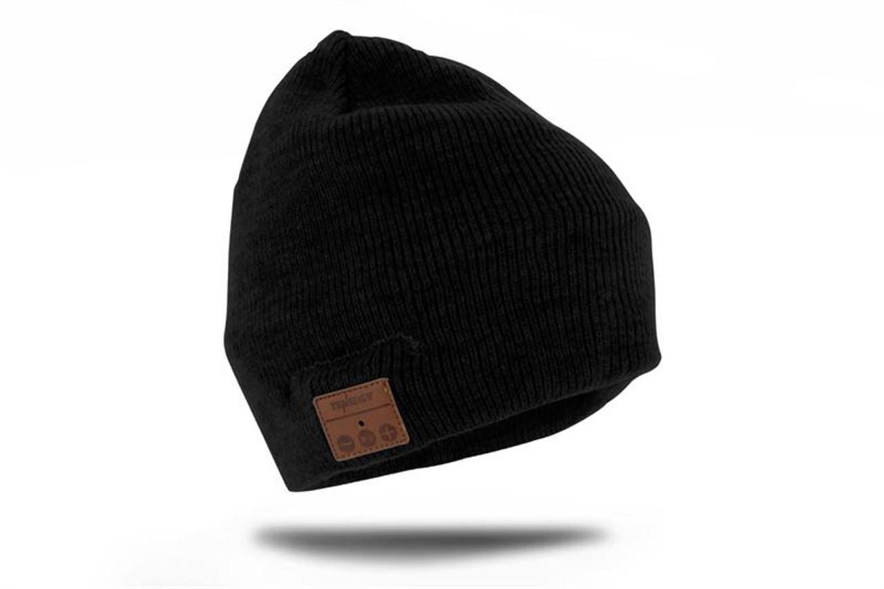 Tenergy Bluetooth Beanie w/ Basic Knit (Color: Black)