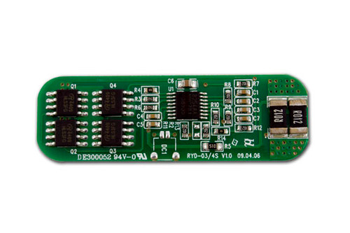 Protection Circuit Module [PCB] for 11.1V (3S) Li-ion Battery Pack (Working 9A, Cutoff 17A)