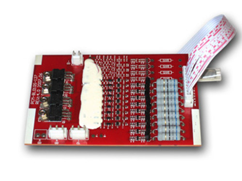 Li-ion Battery Pack Cutoff 15A for 37.0V PCB Protection Circuit Module 10S