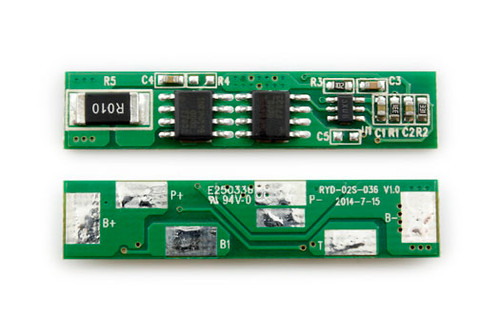 Protection Circuit Module [PCB] for 7.4V (2S) Li-ion Battery Pack (Cutoff 11A)