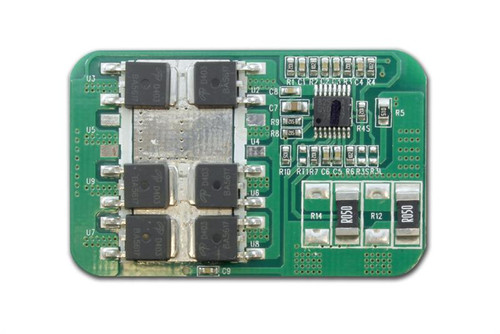 Protection Circuit Module [PCB] For 12.8V (4S) LiFePO4 Battery Pack (30A limit)