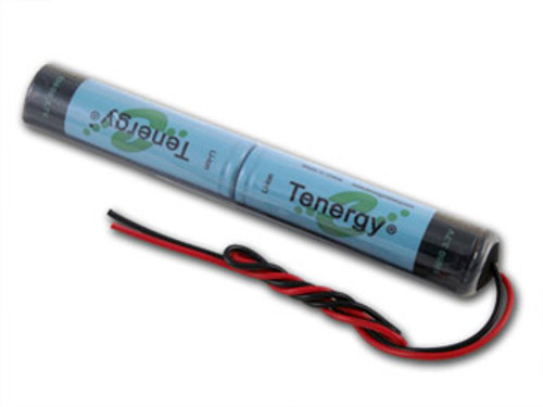 AT: Tenergy Li-ion 18650 3.7V 5200mAh Stick Rechargeable Battery Module w/ 22AWG Bare Leads