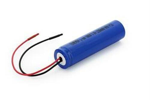 AT: Tenergy Li-ion 18650 3.6V 2200mAh Rechargeable Battery Pack w/ PCB (1S1P, 8.14Wh, 3.5A Rate)