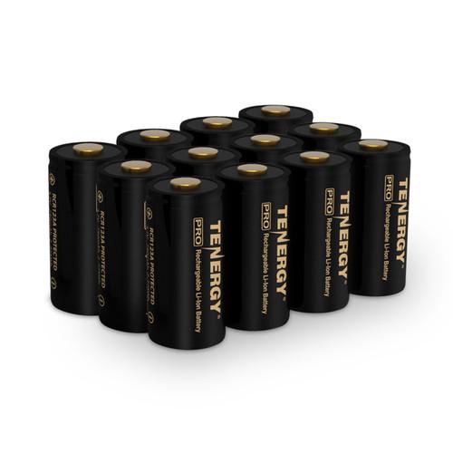 Premium High Capacity Rechargeable Batteries (12-Pack) Arlo Certified Li-ion 3.7V 750mAh