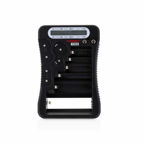T-333 Universal Battery Checker for more than 12 Types of Batteries