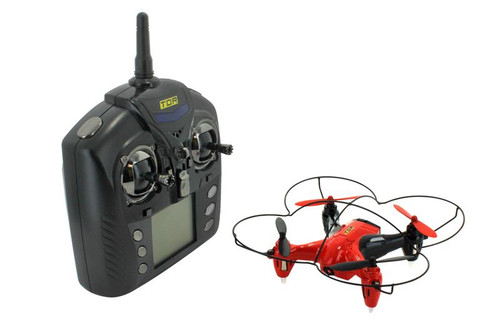 TDR Robin Pro WiFi FPV RC Quadcopter with 2MP 720P HD Camera and Live Streaming