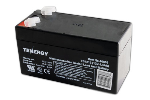 Tenergy 12V 1.4AH (TB1212) Maintenance-free Sealed Lead Acid (SLA) Battery