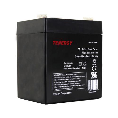 2 PACK 12 volt 4.5 amp hour 12V 4.5ah Sealed Lead Acid Battery Razor E100 M BA12