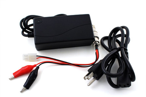 Tenergy 18.5V (5S) Li-Ion/LiPO Battery Pack Fast Smart Charger (Output: 21.0V, 2.5A)