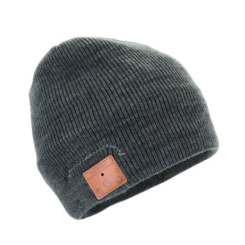 b684240b4 Tenergy Bluetooth Beanie w/ Basic Knit (Color: Charcoal)