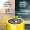 Tenergy Solla Rechargeable NiMH AA Battery, 1000mAh Solar Batteries for Solar Garden Lights, 24 PCS, UL Certified