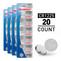 20pcs CR1225 3V Lithium Button Cells