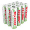 3 Cards (12 pcs): Tenergy Centura NiMH AA 2000mAh Low Self Discharge Rechargeable Batteries