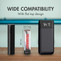 Combo: 4 PCS Tenergy Li-ion 18650 Cylindrical 3.7V 2600mAh Flat Top Rechargeable Batteries w/ PCB