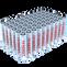 Tenergy AAA Rechargeable Battery, High Capacity 1.2V 1000mAh NiMH AAA Batteries  60-Pack