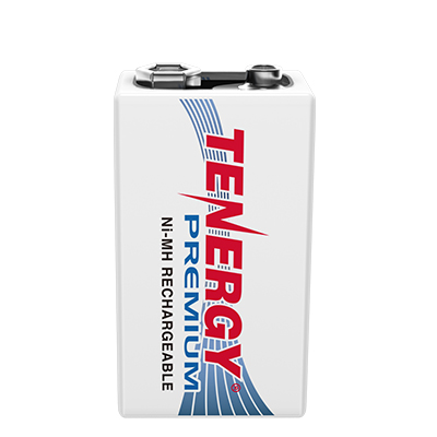 high capacity 9V rechargeable batteries