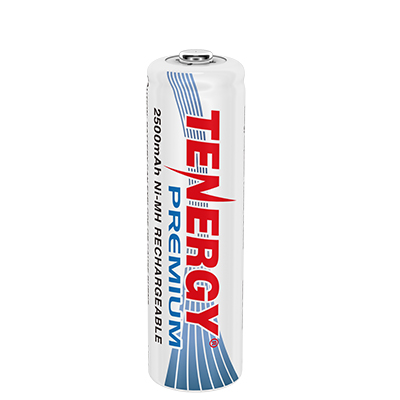 high capacity AA rechargeable batteries