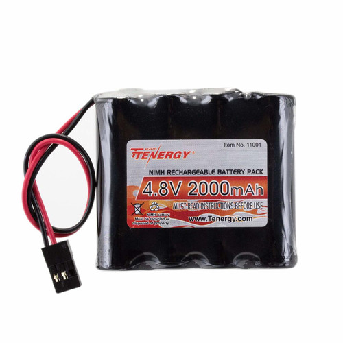 8 x AA Battery Case Holder Box Futaba JR for RC Transmitter Battery