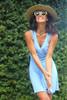 Koru Organic Cotton Wrap Dress