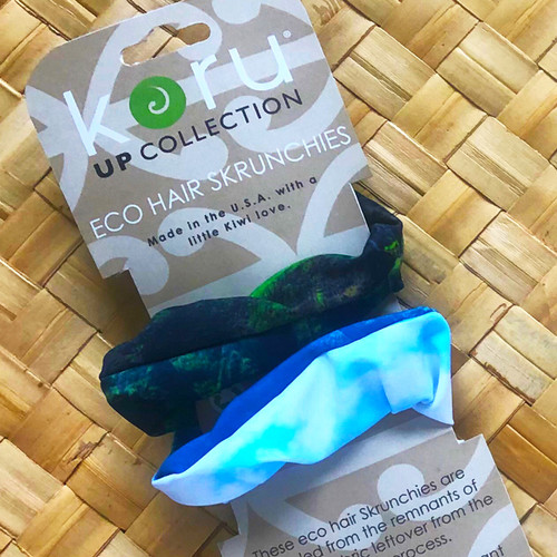 Koru Eco Hair Skrunchies