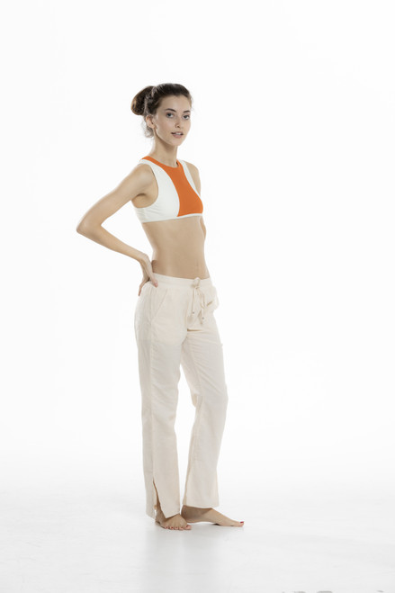 Koru Organic Cotton Beachy Pant