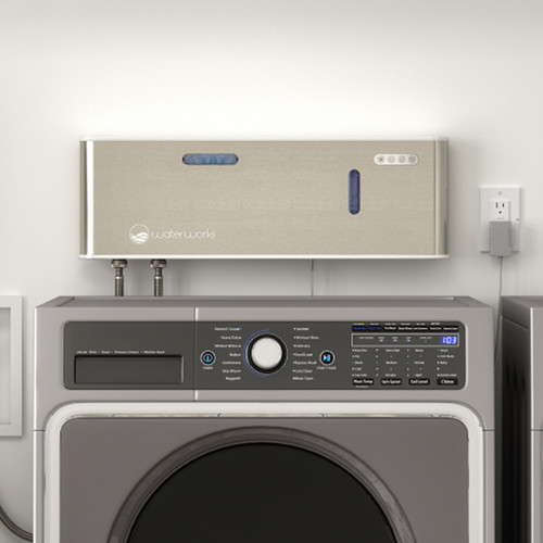 O3 Waterworks Enhanced Oxygen Laundry Solution