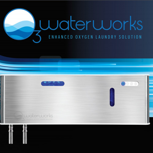 O3 Waterworks Enhanced Oxygen Laundry Solution