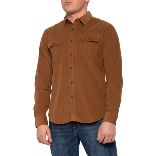 Gramicci  Organic Cotton Corduroy Shirt - Long Sleeve (For Men)
