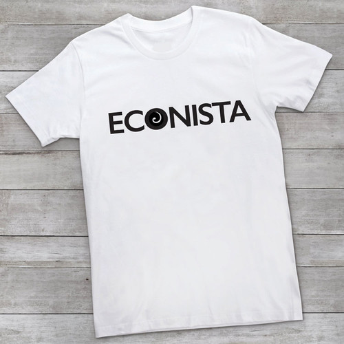 ECONISTA Organic Cotton Statement Tee